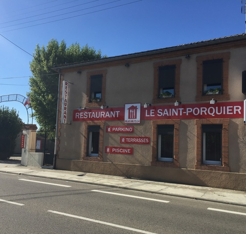 Restaurant le Saint Porquier
